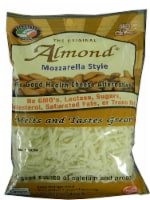 Lisanatti Almond Mozzarella Style Shreds