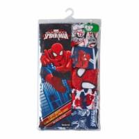 Marvel Ultimate Spider-Man Boys' Cotton Briefs - 5 Pack - 8