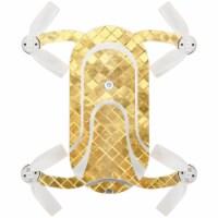 MightySkins ZEDOPO-Golden Locks Skin for Zerotech Dobby Pocket Drone - Golden Locks