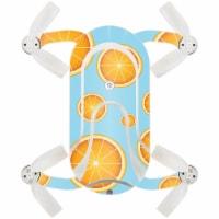 MightySkins ZEDOPO-Orange Slices Skin for Zerotech Dobby Pocket Drone - Orange Slices - 1