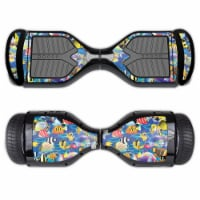 MightySkins SWT1-Tropical Fish Skin Decal Wrap for Swagtron T1 Hover Board - Tropical Fish