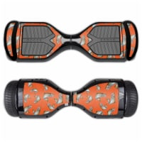 MightySkins SWT1-Trout Collage Skin Decal Wrap for Swagtron T1 Hover Board - Trout Collage - 1