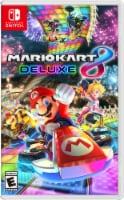Mario Kart 8 Deluxe (Nintendo Switch) - 1 ct