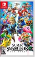 Super Smash Bros Ultimate (Nintendo Switch) - 1 ct