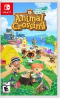 Nintendo Animal Crossing New Horizons Video Game - 1 ct