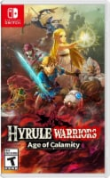 Nintendo Hyrule Warriors Age of Calamity Nintendo Switch Video Game - 1 ct