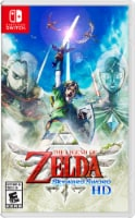 The Legend of Zelda: Skyward Sword HD for the Nintendo Switch - 1 ct