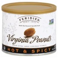 Feridies Hot & Spicy Virginia Peanuts