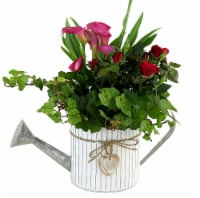 Potted Spring Party Floral Arrangement (Approximate delivery is 2 - 7 days)