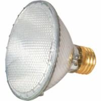 Satco 50W Equivalent Clear Medium Base PAR30S Halogen Spotlight Light Bulb S2233