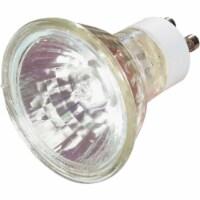 Satco 60W Equivalent Clear GU10 Base MR16 Halogen Floodlight Light Bulb S3502