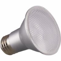 Satco 50W Equivalent Soft White PAR20 Medium Dimmable LED Floodlight Light Bulb