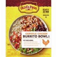 Old El Paso Chipotle Chicken Burrito Bowl Kit - 11 oz