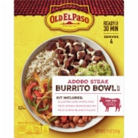 Old El Paso Adobo Steak Burrito Bowl Kit - 11 oz