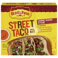 Old El Paso Carne Asada Steak Taco Kit - 11.3 oz