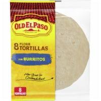 Old El Paso Burrito Flour Tortillas 8 Count