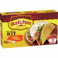 Old El Paso Hard & Soft Taco Dinner Kit - 11.4 oz