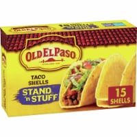 Old El Paso Stand 'N Stuff Taco Shells 15 Count