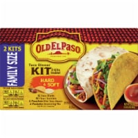 Old El Paso Hard & Soft Shell Taco Dinner Kit