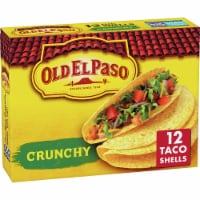 Old El Paso Crunchy Taco Shells