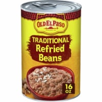 Old El Paso Traditional Refried Beans - 16 oz