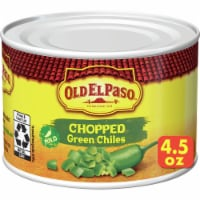 Old El Paso Mild Chopped Green Chilies