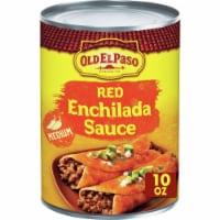 Old El Paso Medium Red Enchilada Sauce