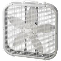 Lasko Box Fan - White