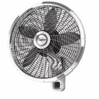 Lasko 22.5 in. H x 18 in. Dia. 3 speed Oscillating Wall Mount Fan - Case Of: 1;