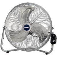 Lasko Portable High Velocity Floor/Wallmount Fan - White - 20 in