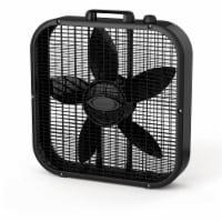Lasko Portable Fan - Black - 20 in