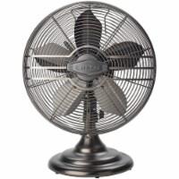 Lasko Classic Metal Table Fan - Bronze