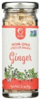 Green Garden Non-GMO Freeze Dried Ginger