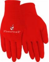 Red Steer Glove Company Foam Latex Women's Gloves - Red