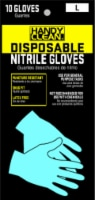 Red Steer Glove Company Disposable Nitrile Gloves - 10 pk
