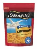 Sargento Creamery Shredded Cheddar Cheese