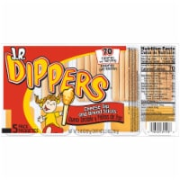Sargento Jr Dippers Cheese-sticks - 3.43 oz