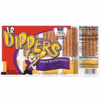 Sargento J.R. Dippers Cheese Dip and Pretzels - 3.26 oz