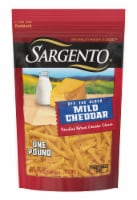 Sargento Off the Block Mild Cheddar Shredded Cheese