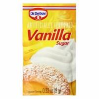Dr. Oetker Vanilla Sugar, .32-Ounce (Pack of 6) - 6 Sachets/ 0.32 Ounce