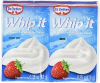 Dr. Oetker Whipped Cream Stabilizer - 2, 10 g
