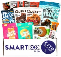 Keto Sweets Snack Box and Care Package | Low Carb and Keto Friendly Gift or Snack Set