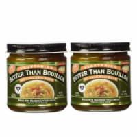 Better Than Bouillon No Chicken Base Two Pack (8oz Each) Vegetarian Bouillon Base for Soups