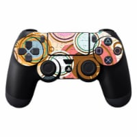 MightySkins SOPS4CO-Bubble Gum Skin Decal Wrap for Sony PlayStation DualShock 4 Controller - - 1