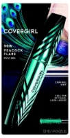 CoverGirl Peacock Flare 785 Extreme Black Mascara