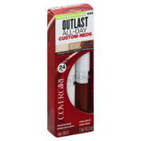 CoverGirl Outlast All-Day Custom Reds 840 Deep Scarlett Lipstick