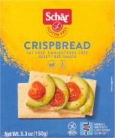 Schar Gluten Free Crispbread - 5.3 oz
