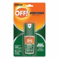 Off Insect Repellent,Pump Spray,1 oz.  611090 - 1 oz.