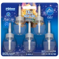 Glade Fall Night Long Limited Edition Plug Ins Refill 5 Count