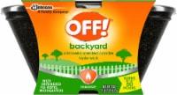 Off!® Triple Wick Citronella Insect Repellent Candle - 23 fl oz
